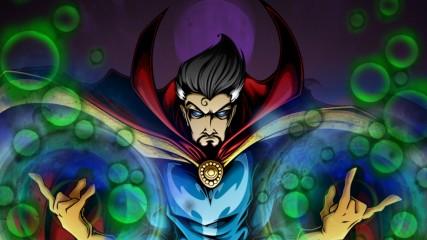 Docteur Strange en développement - Une