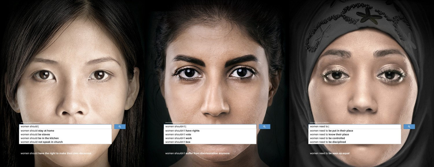 Google Prouve Le Sexisme Mondial Brain Damaged