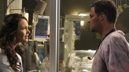 Grey's Anatomy saison 10 : Spoilers sur Alex et Jo - une