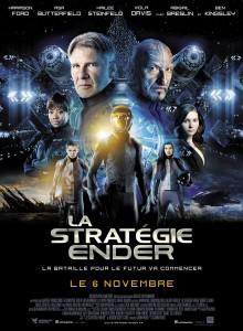 La stratégie Ender : Affiche et spots télévisés - Affiche