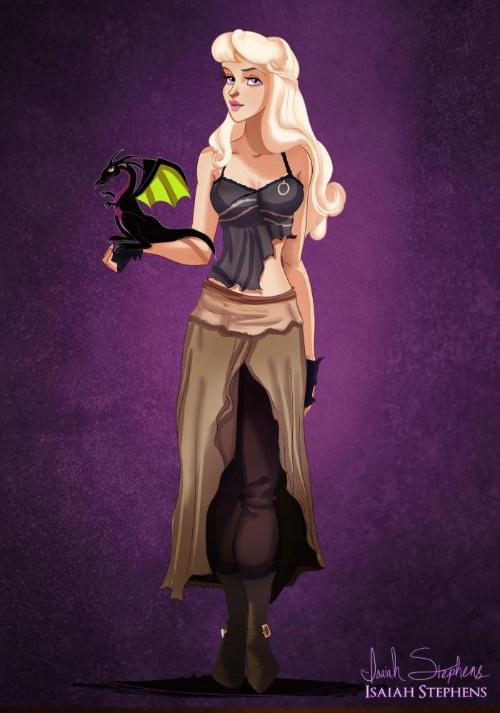 8 Princesses Disney se déguisent pour Halloween | Brain ...