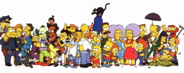 Tous les personnages de la s rie les simpson - Les simpson tout nu ...