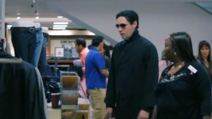 Matrix dans la vraie vie - Une