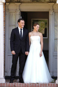 Mentalist saison 6 : Mariage en promo  - Mariage Rigsby Van Pelt