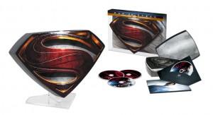 superman 75 ans video bonus edition blu ray man of steel