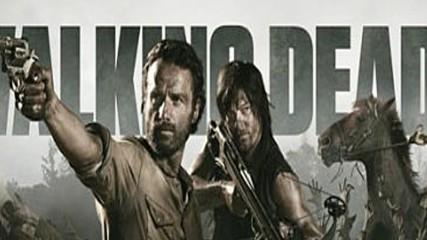 The Walking Dead renouvelée - Une