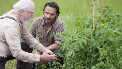 The Walking Dead Saison 4 : Changements et promo (spoilers)  Une