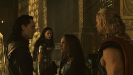 Thor Le monde des ténèbres : Portman et Hiddleston à Paris - Une