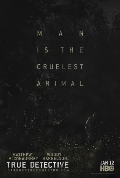 True Detective : bande-annonce, extraits et affiche- affiche