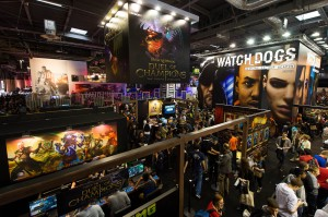 Critique paris games week 2013 foule