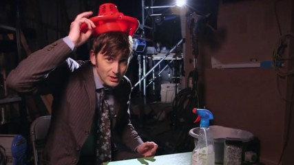 Doctor Who : David Tennant présente The Day of The Doctor - Une