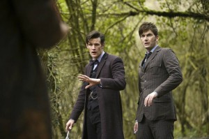 Doctor Who : photos et featurette pour The Day of The Doctor - Galerie