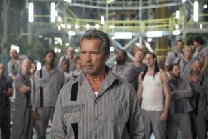Evasion Stallone et Schwarzenegger en prison - Schwarzy