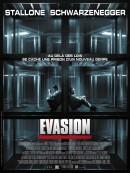 Evasion :  Stallone et Schwarzenegger en prison ! - affiche française