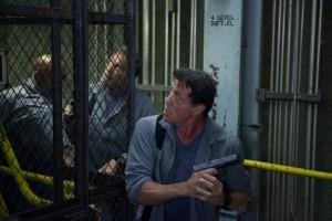 Evasion Stallone et Schwarzenegger en prison - Stallone