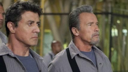 Evasion :  Stallone et Schwarzenegger en prison ! - Une