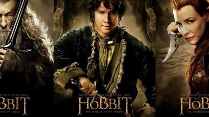 Le Hobbit la désolation de Smaug : nouvelles affiches - Une