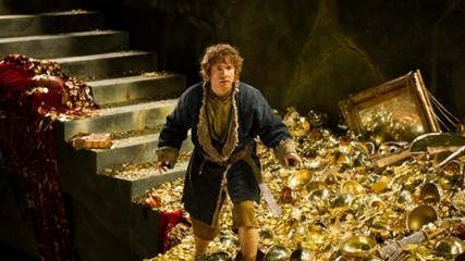 Le Hobbit La désolation de Smaug : Nouvelles imagesn -une