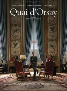Sorties Cinéma du 6 novembre 2013 - Affiche- Quai d'Orsay