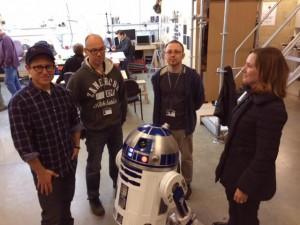 Star Wars 7 : J.J. Abrams tease la production