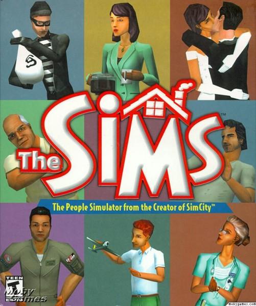 Dossier Noel Jeux vidéo Les Sims