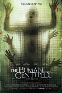 Dossier films de Noël The Human Centiped