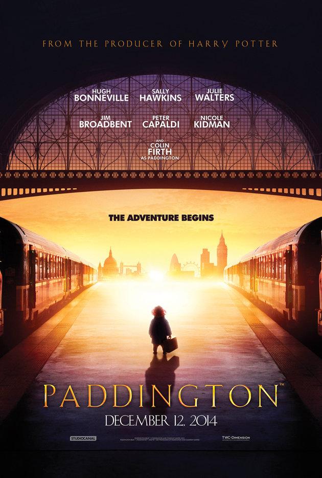Paddington : Première affiche du film