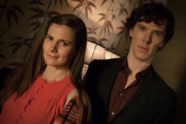 Sherlock Saison 3 : 30 photos du retour