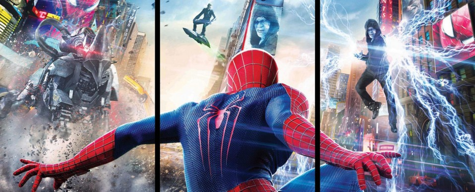 The Amazing Spider-Man 2 : Bande-annonce - Une