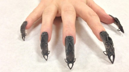Des faux ongles à l'imprimante 3D - une