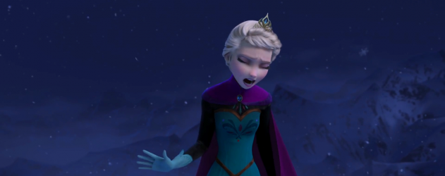 La reine des neiges en version sing along et let it go en - Fin de la reine des neiges ...