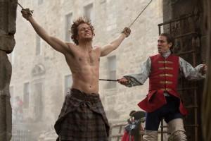 Outlander : premier teaser, photo et une saison 2 presque sûre - Jamie Fraser