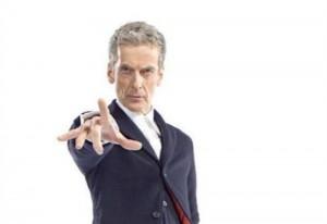 première photo de Capaldi en Docteur doctor who saison 8
