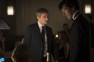 Sherlock saison 3 : Sherlock lives ! (Spoilers) - John et Sherlock