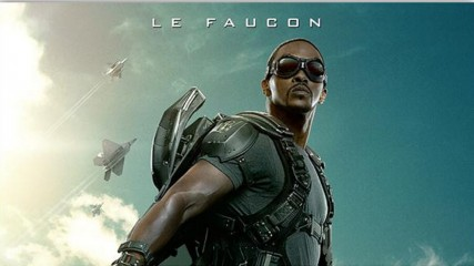 Captain America Winter Soldier The Falcon une