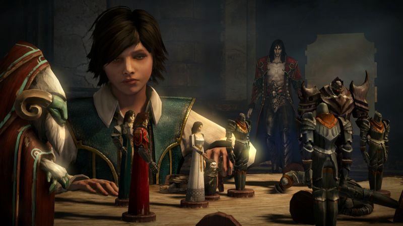 Castlevania Lords Of Shadow 2 Les Vampires Peuvent Pleurer