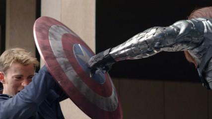 Captain America le Soldat de l'Hiver : nouvelles photos  - Galerie
