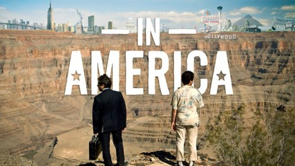 In America : humour Made in France - une