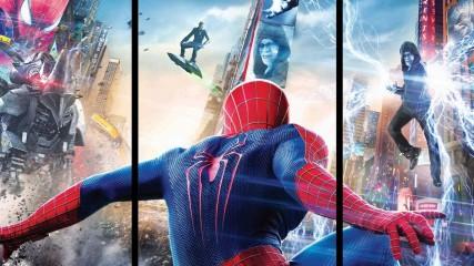 The Amazing Spider-Man 2 : Vidéos des coulisses-= - Une