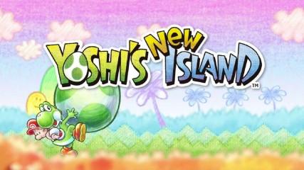 Yoshi's New Island une