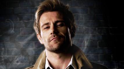 Constantine : Image officielle de Matt Ryan en tenue