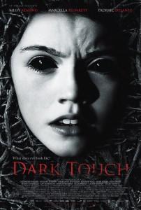dark touch affiche