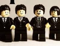 LEGO : Groupes célèbres miniatures