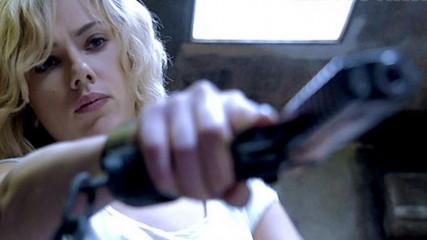 Lucy : Première image de Scarlett Johansson