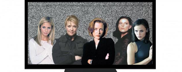 série tv année 90