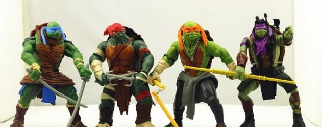 Tortues ninja look des tortues en jouet brain damaged - Image de tortue ninja ...