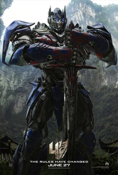 Transformers L'Age de ... Mark Wahlberg