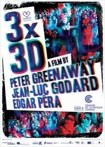 3x3D trois fois rien poster