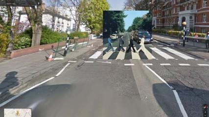 Abbey Road par the Beatles