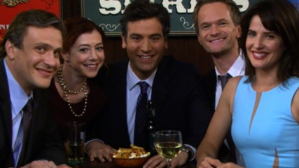 how i met your mother final decevant bye bye lily marshall ted barney robin